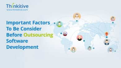 Photo of Important factors to be considered before Outsourcing Software Development