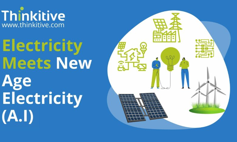 Electricity-banner